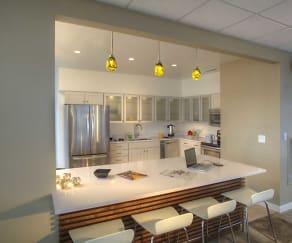 Kitchen, Twelve Thousand Edgewater