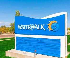 Community Signage, Oakwood WaterWalk Denver Tech Center