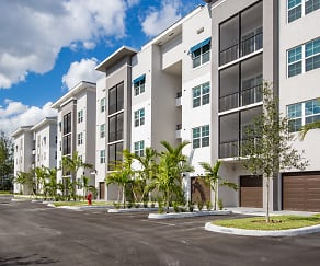 Building, Cottonwood West Palm Apartments