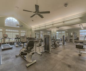 Fitness Weight Room, Villages Of Easton