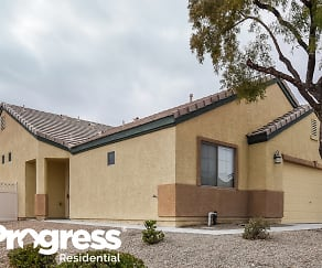 1825 E El Campo Grande Ave, Carroll M Johnston Middle School, North Las Vegas, NV