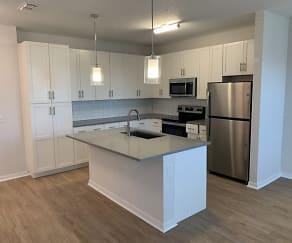 Kitchen, Magnolia Estates