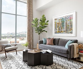 Living Room, Liberty Harbor East
