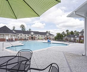 Pool, Palisades At Legacy Oaks