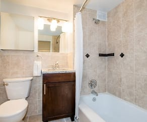 Bathroom, 1401 Mac Arthur Drive