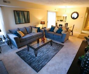 Living Room, The Atrium