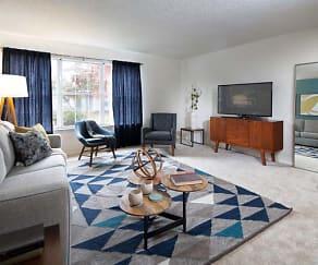 Living Room, eaves Lawrenceville