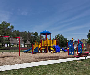 Playground, Williamsburg of Cincinnati