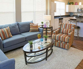 Living Room, Waterstone At Green River