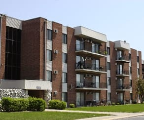 Riverwood Apartment Homes, East Chicago, IN