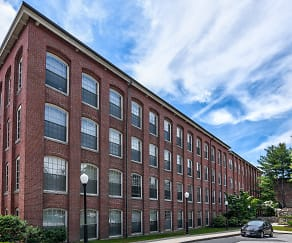 Building, Hayward Landing Apartments