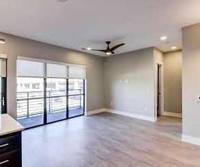 Living Room, Canopy Row