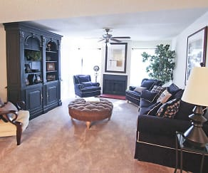 Living Room, Summerlin at Concord