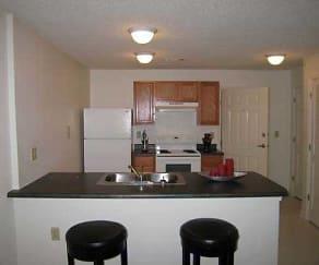 Kitchen, Bickford Square Apartments