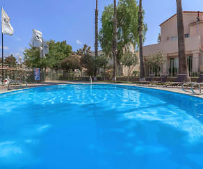 Pool, Riverpark Apartments