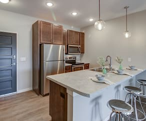 Kitchen, Silverthorne Flats