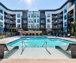 Pool, Echelon Luxury Apartments