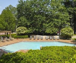 Pool, Whispering Pines