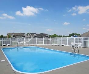Pool, Cimarron Place