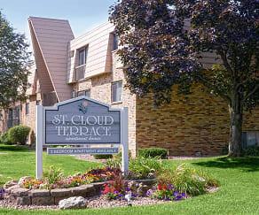 Community Signage, St. Cloud Terrace