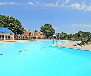 Pool, Mariner's Cove Apartment Homes
