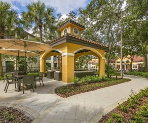 Clubhouse, Mezzo of Tampa Palms