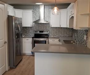 Kitchen, 813 & 893 S. Irish Road
