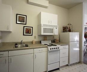 Kitchen, City Center