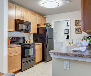 Kitchen, Walnut Crossing