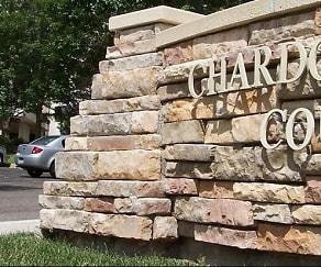 Community Signage, Chardon Court Apartments