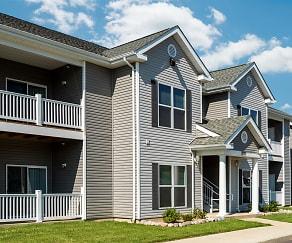 Building, Turtle Creek Apartments