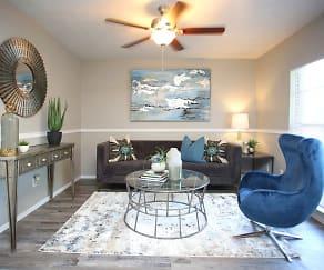 Living Room, Mountain Creek View