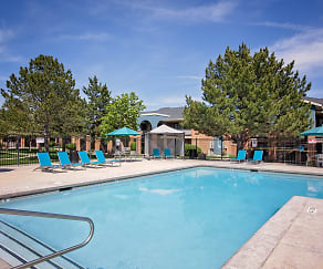 Pool, Embarc at West Jordan