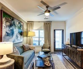 Living Room, The Adley Craig Ranch