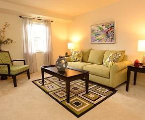 Living Room, Kings Mill