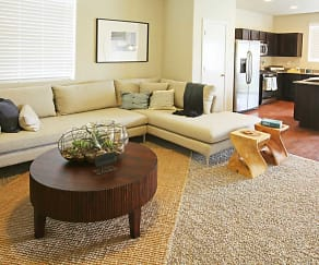 Living Room, Terrameer