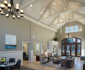 Clubroom, The Reserve at Sugarloaf Apartments