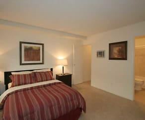 Bedroom, Esplanade Apartments