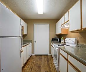 Kitchen, Hampton House Apartments