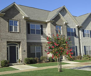 Building, Chaney Place Townhomes