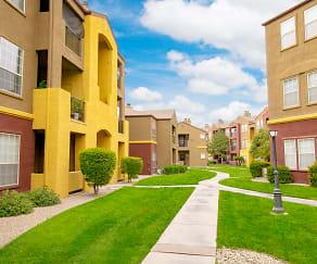Building, Camino Real