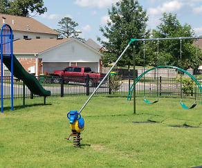 Playground, Parkland at Renaissance Point Apartment Town homes
