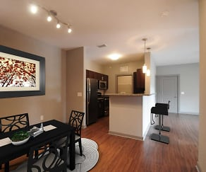 Dining Room, Branchwater Apartment Homes