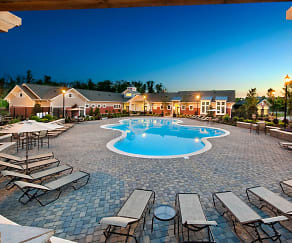 Pool, Bexley Village At Concord Mills Luxury Apartments