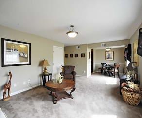 Living Room, Kensington Village
