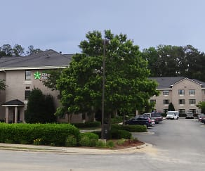 Building, Furnished Studio - Raleigh - Cary - Regency Parkway North