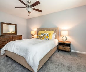 Bedroom, The Legacy at 2000