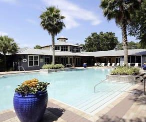 Pool, Avalon Apartments