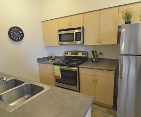 Kitchen, The Sidney