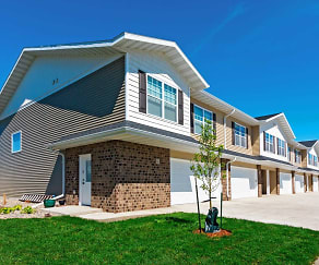 Building, Maple Grove Townhomes